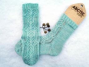 Winter Wonderland Socks