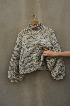 White Sheep Sweater