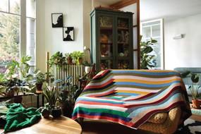 Parallelolamb Blanket