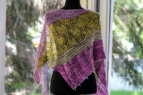 A Stitch in Time Shawl