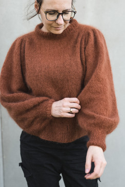Chestnut Sweater
