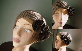 The Graphite Cloche