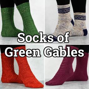 Socks of Green Gables