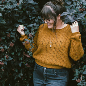 Catbells Sweater
