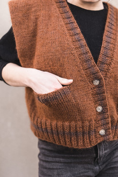 Friday Vest with Pockets