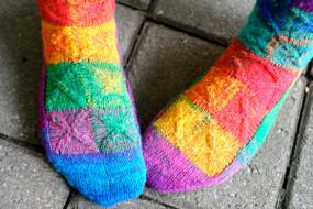 Mod Quad Socks