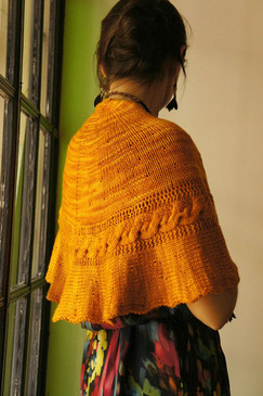 Sunset Shawl