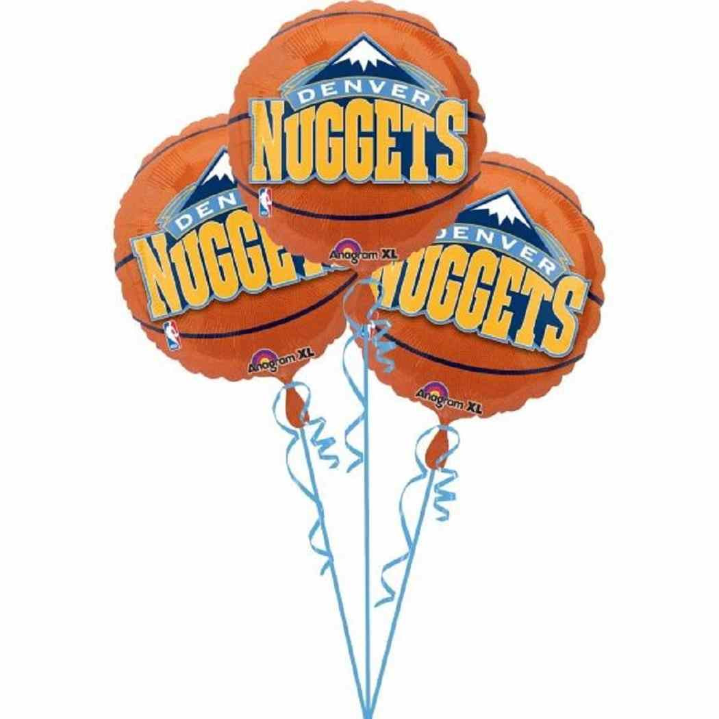 Denver Nuggets NBA Basketball Sports Party Decoration