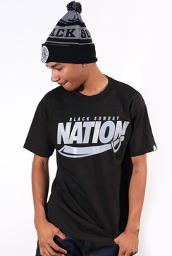 Nation Sword Mens Tee