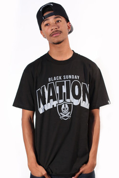 3D Nation Mens Tee