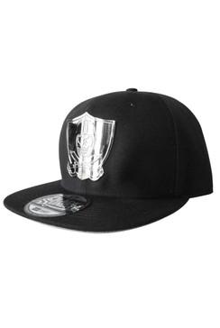 Metal Shield Hat