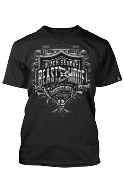 Beast Shield Mens Tee