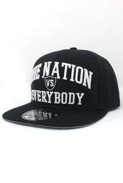 Nation Vs. Everybody Hat