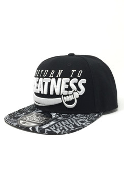 Greatness Snap Back Hat