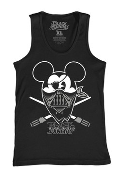 Happy Mask Men's Tank Top