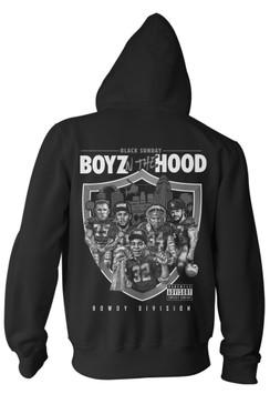 Hood Boyz Men's Pullover Hoodie