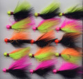 Custom Marabou jigs in any size and color combination you can imagine.