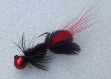 Black and Red Hellraiser jig