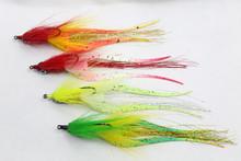 Flametail Peacock Bass Flies