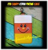In The Hoop Cany Corn Phone Ipod Case Embroidery Machine Design