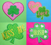 ST. Pats day  Love Set