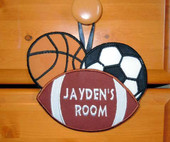 Sports ball Sign