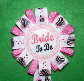 Wedding Badge Set