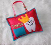 Tooth Pillow Set for Girl