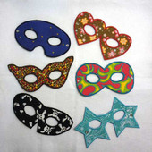 Silhouette Mask Set