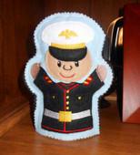 Marine Hand Puppet