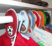 Baby Closet Oragnizer Sports Balls