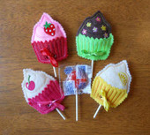 Cupcake Lollipop Holder ITh Set