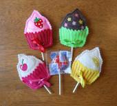 Cupcake Lollipop Holder ITh Set