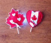 Canada Lollipop Holders