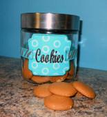 Label Design Cookies