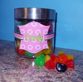 Label Design  Candy