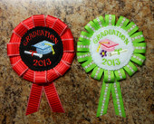 In The Hoop Graduation Badge Set