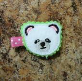 Panda Party  Fun Felt Piece  Design
