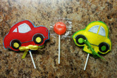 In The Hoop Car Lollipop Holders