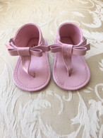 Girly Pink Summer Sandals