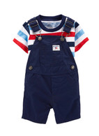 4th of July Shortalls