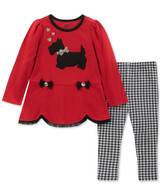 Scottie Dog Tunic & Leggings Set