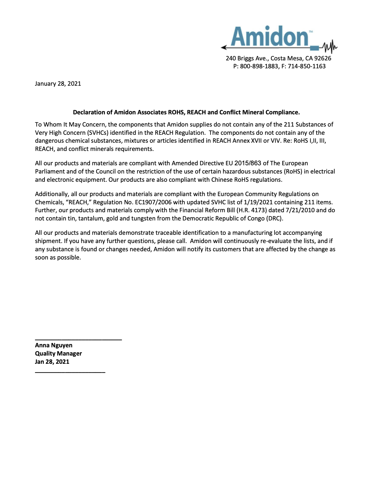 amidon-reach-rohs-and-conflict-mineral-statement-2021-01-28.png