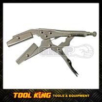 Radiator hose pinch off Locking pliers