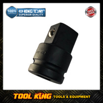 "Socket Adaptor 3/4"" female to 1"" male IMPACT rated KING TONY Professional"