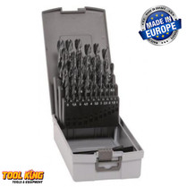 25pc Drill bit set Made in Europe INDUSTRIAL QUALITY