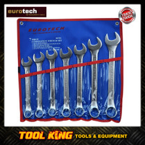 SPANNER SET larger sizes 7pc metric Eurotech