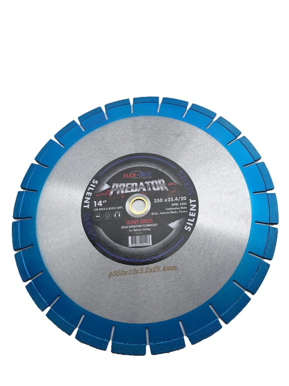 Diamond saw blade 14