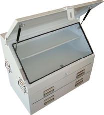 Tool box steel upright 29284