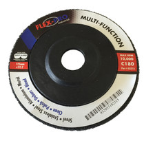 "Multi function Polishing disc 5"" grey 180g FLEX-PRO"